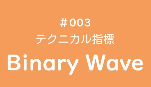 テクニカル指標 Binary Wave(バイナリーウェーブ)