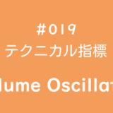 テクニカル指標 Volume Oscillator(ボリュームオシレーター)